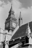 Palace of Westminster, Greater London, General View of the Houses of Parliament Photographic Print by Eric De Mere