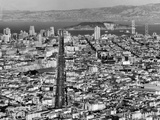 Aerial View of San Francisco Photographic Print