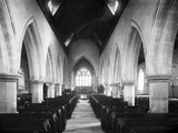 St Michael's Church, Bray, Berkshire Photographic Print by Henry Taunt