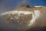 Mount Kilimanjaro and Glaciers Photographic Print