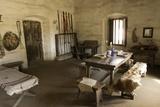 Barracks at La Purisima Mission State Park in Lompoc California Photographic Print