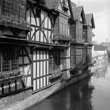 The Weavers, Canterbury, Kent Photographic Print by Laurence Goldman