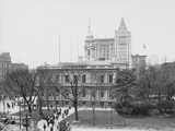 New York City Hall Photographic Print