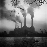 Battersea Power Station, London Photographic Print by John Gay