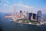 New York City Overview Photographic Print