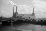 Battersea Power Station, London Photographic Print by S.W. Rawlings