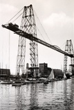 Marseille Transporter Bridge or Pont Transbordeur (C. 1940) Photographic Print