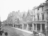 Houses on Eastgate Street Photographic Print