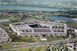 Pentagon Photographic Print