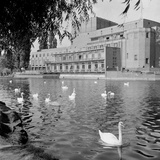 Shakespeare Royal Theatre, Stratford Upon Avon, Warwickshire Photographic Print by Eric De Mere