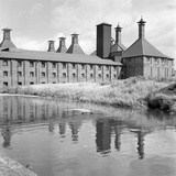Langley Maltings, Western Road, Langley, West Midlands Photographic Print by Eric De Mere