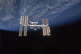 International Space Station Photographic Print