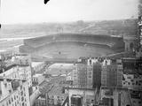 Aerial View of Yankee Stadium Photographic Print