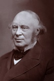 John Fowler (1817-1898) English Civil Engineer Photographic Print