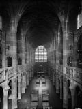 John Rylands Library, Deansgate, Manchester Photographic Print by H. Bedford Lemere