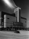 Odeon Cinema, Kettlehouse, Kingstanding, Birmingham, West Midlands, Exterior View Fotografie-Druck von John Maltby