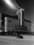 Odeon Cinema, Kettlehouse, Kingstanding, Birmingham, West Midlands, Exterior View Photographic Print by John Maltby