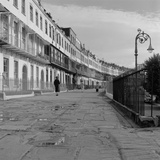 Royal York Crescent, Clifton, Bristol, View of Royal York Crescent, Clifton Photographic Print by Eric De Mere