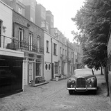 Minera Mews, Belgravia, Westminster, London Photographic Print by John Gay