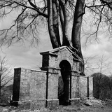 Classical Arch, North End Way, Hampstead Heath, London Photographic Print by John Gay
