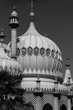 Royal Pavilion, Brighton, East Sussex, Exterior View of the Royal Pavilion at Brighton Photographic Print by Eric De Mere