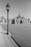 King's College, Cambridge, View Eastwards across the Lawn in the Main Court of Kings College Photographic Print by Eric De Mere