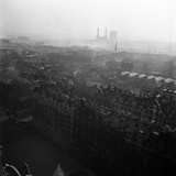 View of the London Skyline Looking South-West from the Top of Westminster Cathedral Photographic Print by John Gay