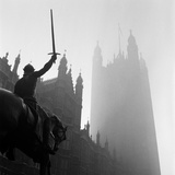 Palace of Westminster, London Photographic Print by John Gay