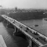 London Bridge, City of London Photographic Print by John Gay