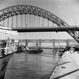 The Tyne Bridges, Newcastle Upon Tyne Photographic Print by Eric De Mere