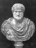 Bust of Greek Philosopher Aristotle Photographic Print