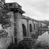 Lune Aqueduct, Lancaster Canal, Lancashire Photographic Print by Eric De Mere