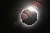 Total Solar Eclipse Photographic Print