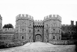 Windsor Castle, Berkshire, Henry VIII Gate Photographic Print