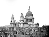 St Paul's Cathedral, London Photographic Print