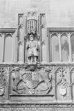 Trinity College Cambridge Cambridgeshire Photographic Print by Eric De Mere