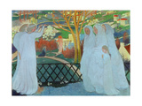 Holy Women at the Tomb, 1894 Giclee Print by Maurice Denis