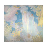 Spring, 1896 Giclee Print by Maurice Denis