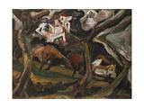 Landscape, C.1919 Reproduction procédé giclée par Chaim Soutine