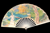 Engagement Fan, 1891 Photographic Print by Maurice Denis