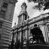 Royal Exchange, Threadneedle Street, City of London Photographic Print by John Gay