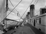 Rms Olympic, White Star Line Photographic Print by H. Bedford Lemere