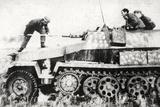 The Sd.Kfz. 251 Ausfc (Sonderkraftfahrzeug 251) Photographic Print