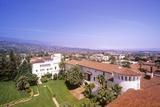 View of Santa Barbara Photographic Print