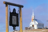 Wounded Knee Memorial Photographic Print
