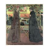 The Visitation, 1894 Reproduction procédé giclée par Maurice Denis