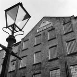 Wellington Mills, Strangman Street, Leek, Staffordshire Photographic Print by Eric De Mere