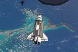 Space Shuttle Atlantis on its Final Flight Photographic Print