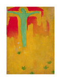 The Green Christ, 1890 Giclee Print by Maurice Denis