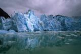 Alaskan Glacier Photographic Print